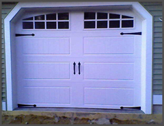 Gallery garage door