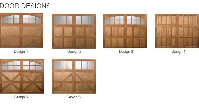 Garage Doors Design Options: Semi-Custom Garage Doors, Manchester, NH