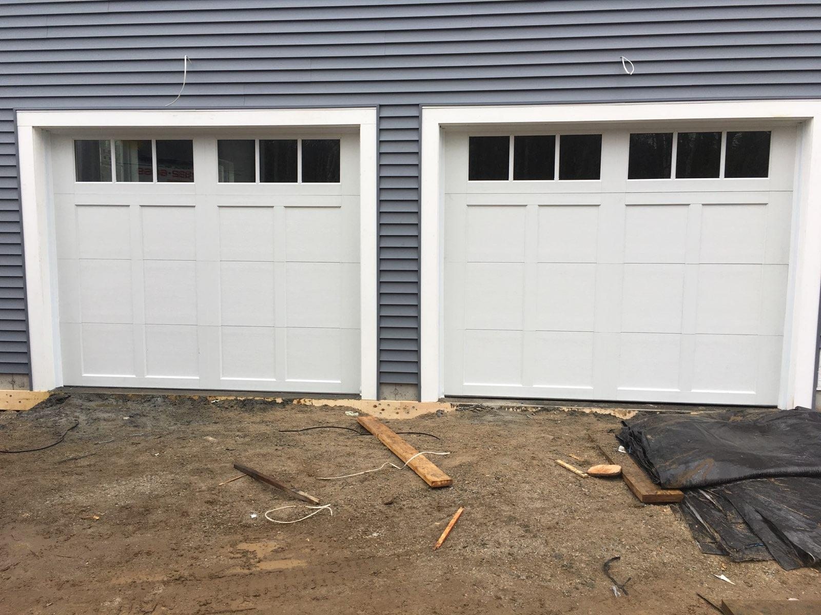 clad doors modern the garage gallery tech metal permalink door custom