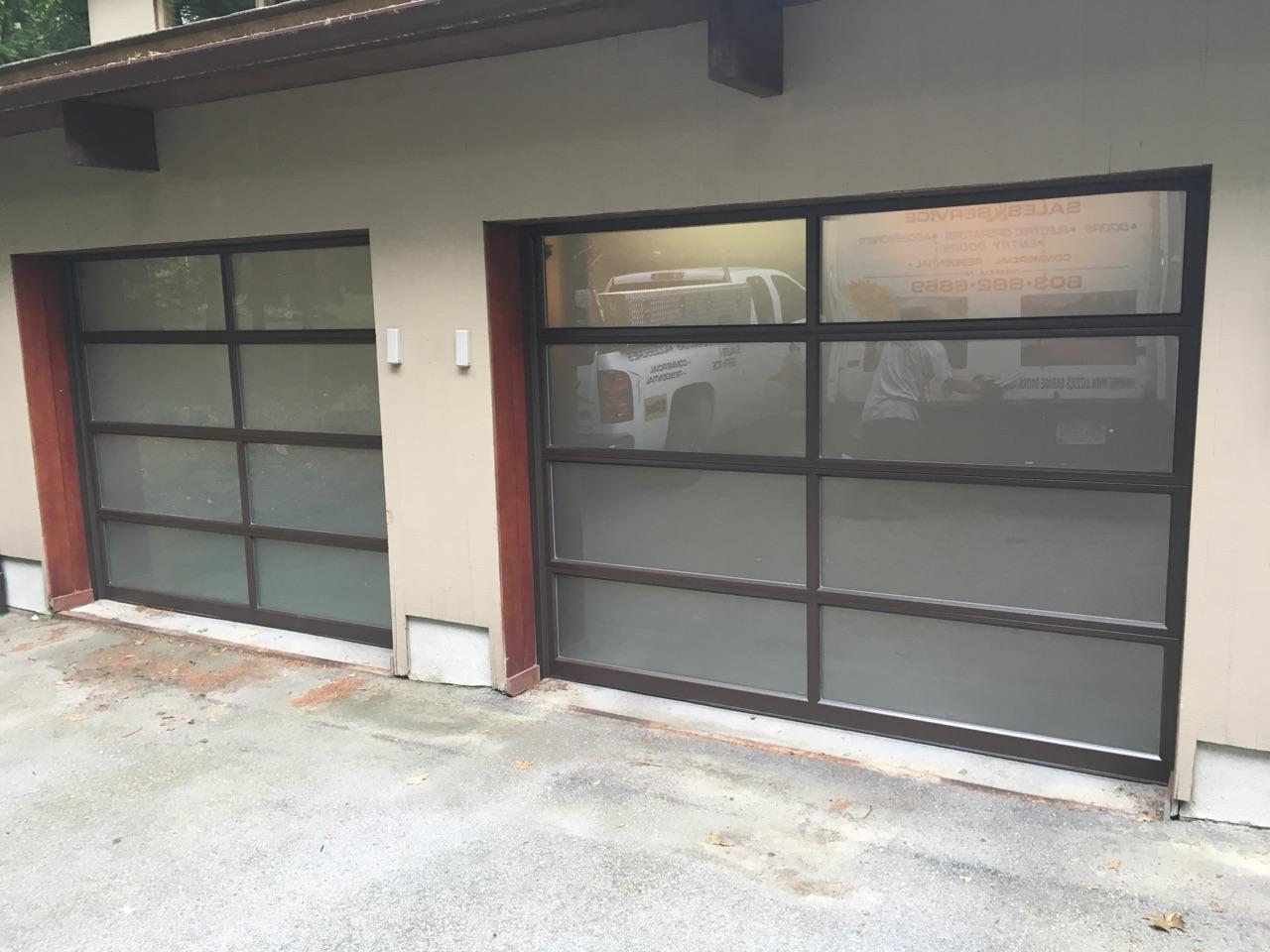 Lizzie's Garage Doors - Avante Collection