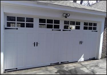 residential door installation by Lizzie's Garage Doors