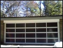 Avante garage door