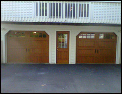 Light Oak Door and Entry Door