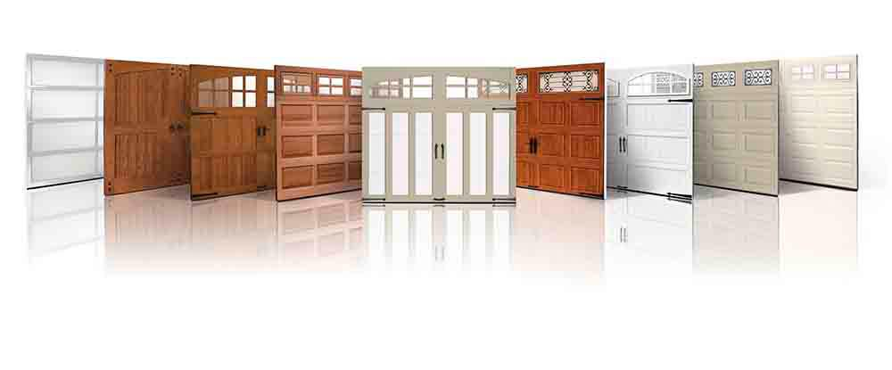 Clopay garage doors are manufactured in the USA